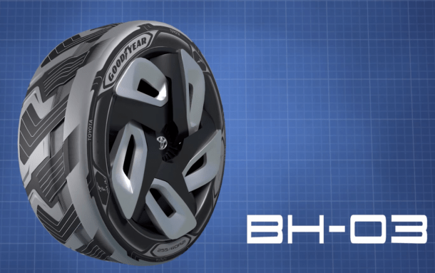 Goodyear Is Developing Tires That Will Generate Electricity 4