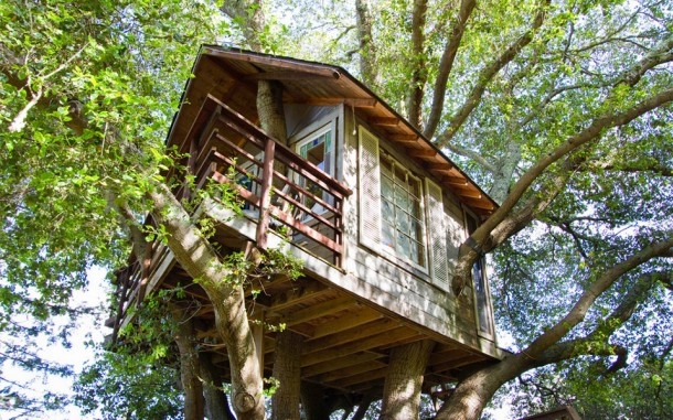 These Are The 10 Best Airbnb TreeHouses You Can Rent 2