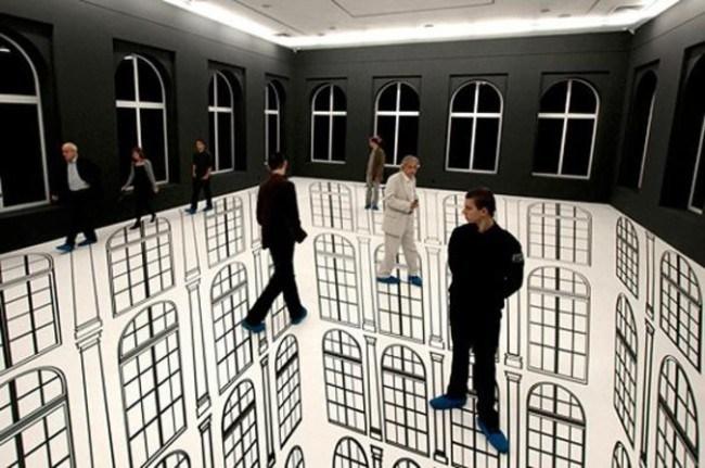 14 optical illusions