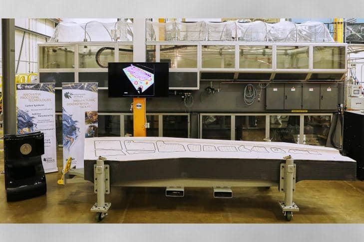 ORNL-Boeing trim tool and BAAM