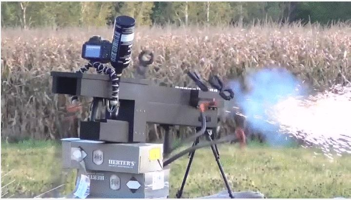 Backyard Engineers Create A Fully Functioning Railgun