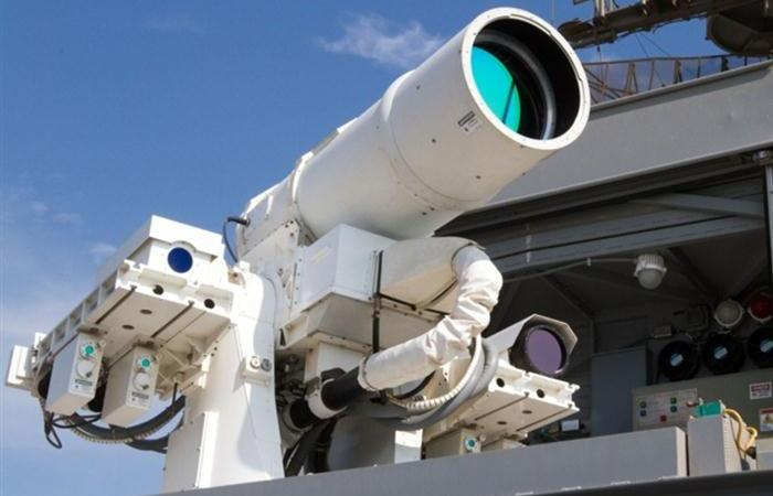 UK Military Is Building A Star Wars Style Laser Weapon That Will Be Ready By 2025