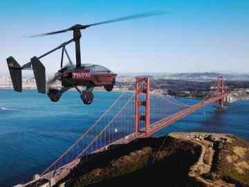 PAL-V flying car (4)