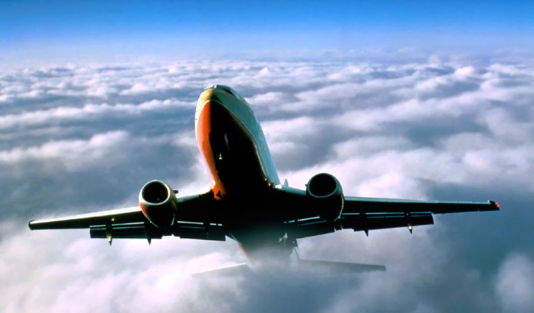 Climate Change May Cause More Turbulent Flights In Future