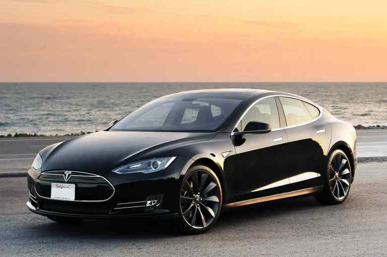 Tesla Parking Break (3)