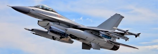 US Airforce Demonstrates An Unmanned F-16 Fighter Jet