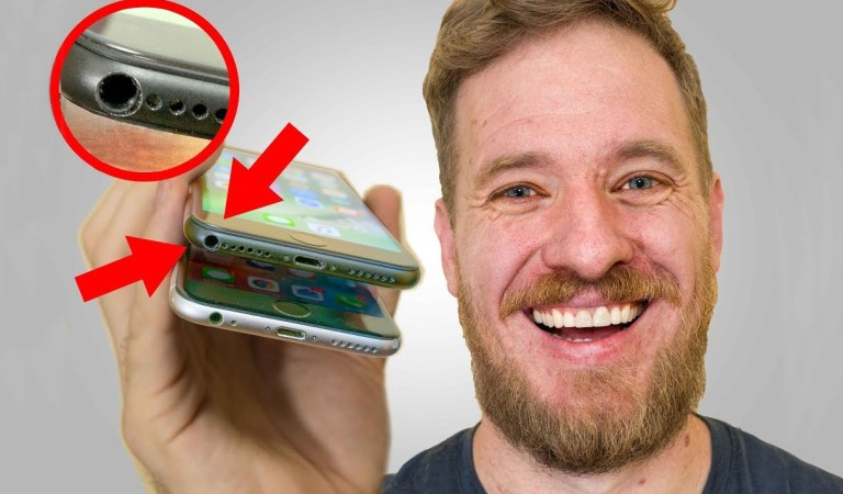 This Hobbyist Just Installed The Headphone Jack In His iPhone 7