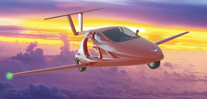 World's First Two-Seater Flying Sports Car To Be Commercially Available In 2018