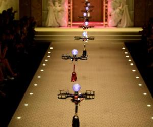 drone fashion