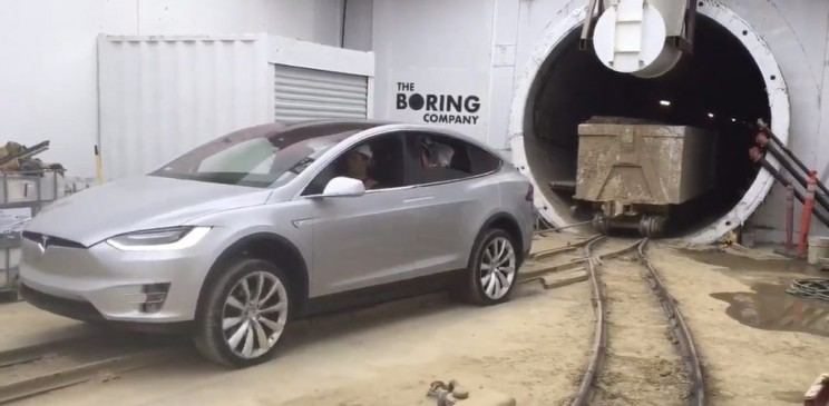 Twitter War With Elon Musk Shows He Still Plans To Use The Dirt From Boring Co. To Make Bricks