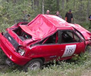 roll cages in opel astra