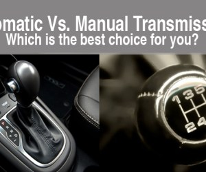 5 Reasons Why Manual Transmission Is Better Than Its Counterpart!