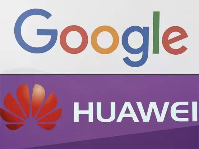 Huawei folding cuffs to avenge USA ban