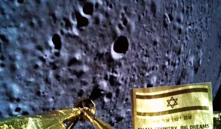 Beresheet Made Israel The 7th Nation To Orbit Moon Before Crashing