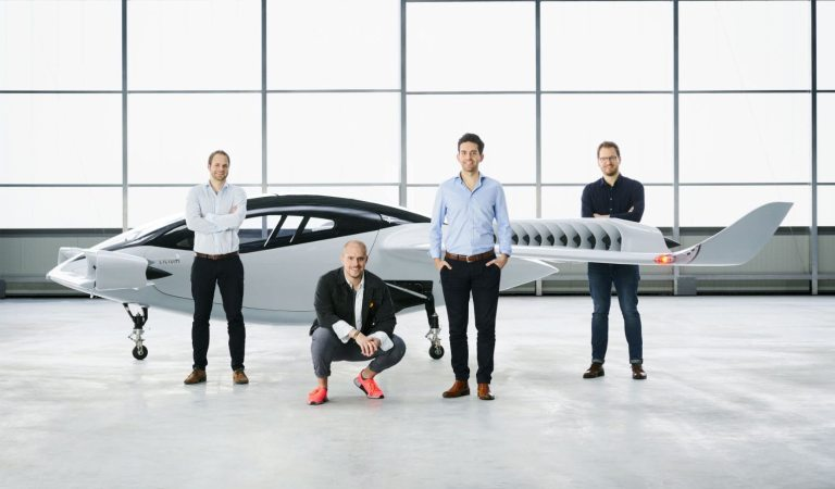 World's First Full-Size Electric Jet By German Startup Takes Flight