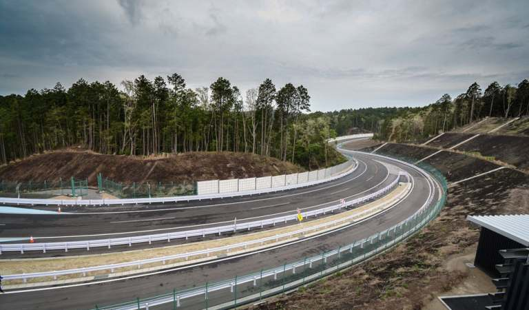 Toyota Is Building A New Performance Test Track In Japan
