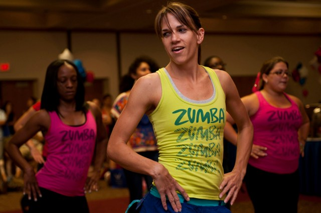 Zumba | Wonderfully Fit