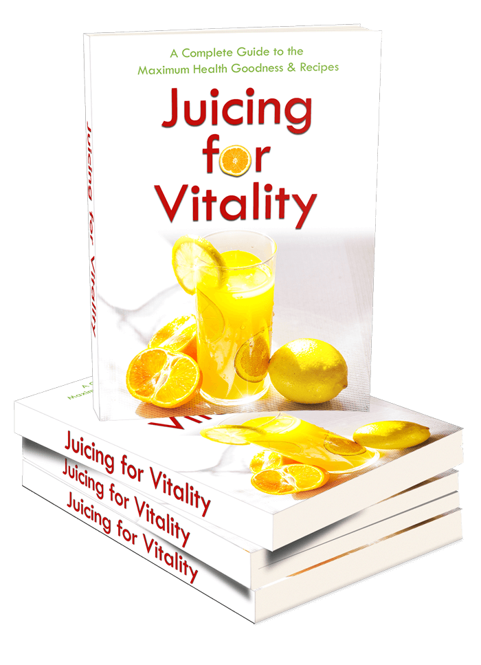 Juicing For Vitality 1