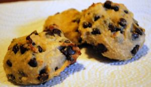 THM Friendly Chocolate Chip Cookies (Low Carb, Sugar Free)
