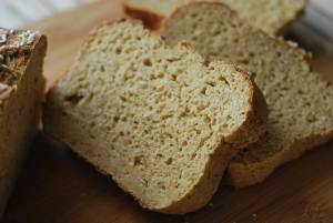 Simple Soda Bread (THM S, Low Carb)