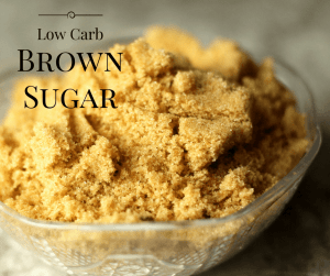 Low Carb Brown Sugar