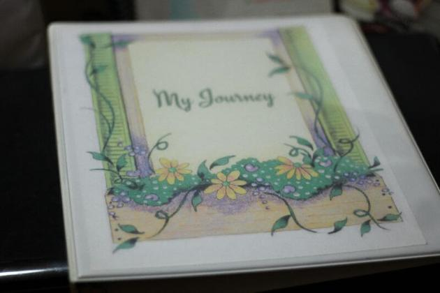 Trim Healthy Mama Journey Binder