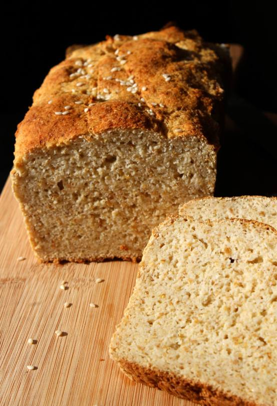 Low Carb Yeast Bread (THM S, Low Carb)