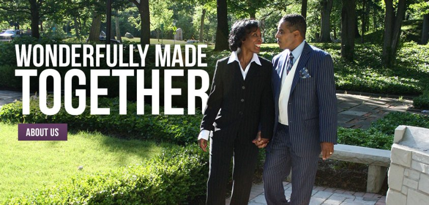 byron and fredina weems wonderfully made together