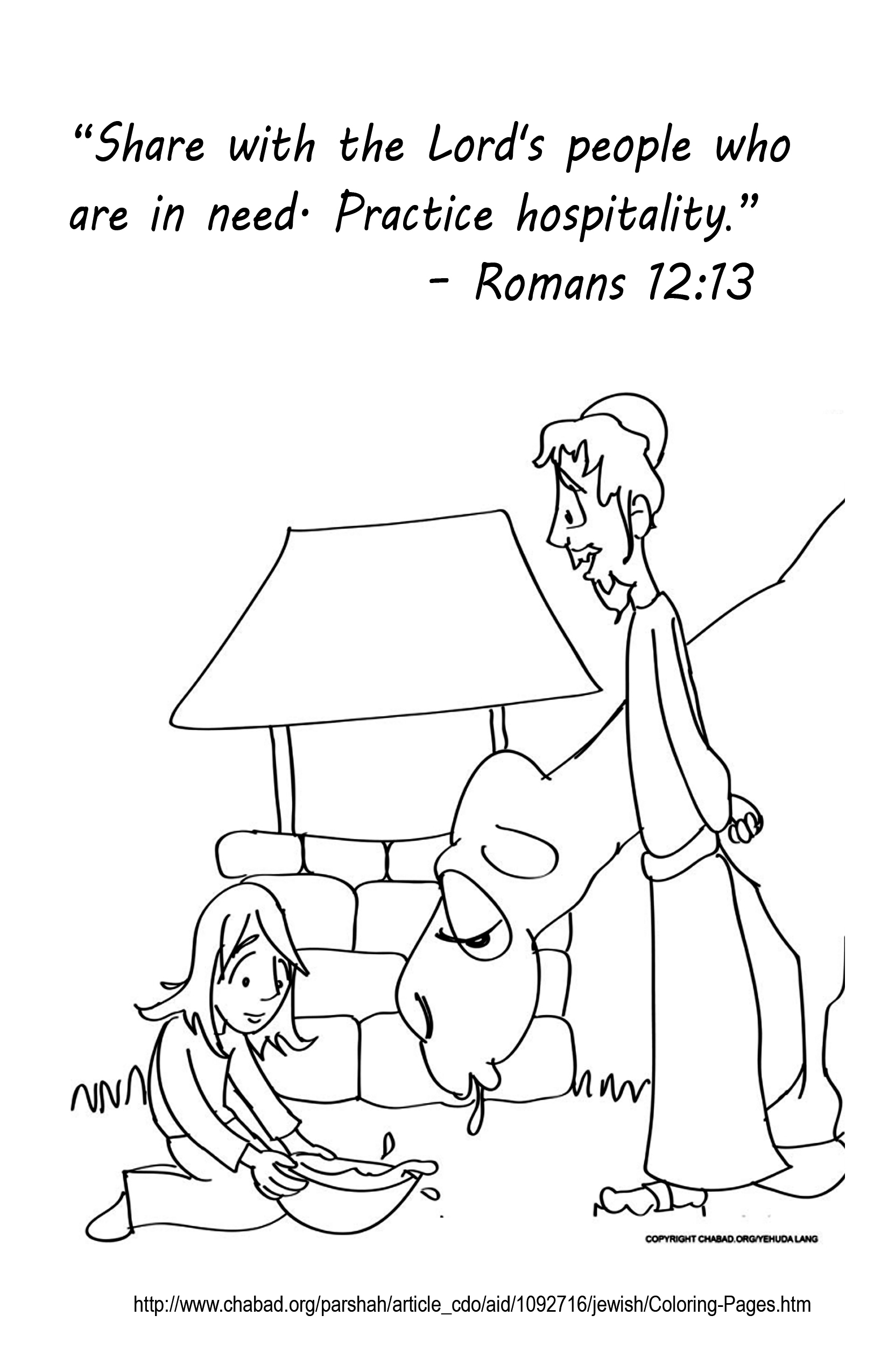 Fruits Of The Spirit Lesson 4 Part 1 Kindness Romans