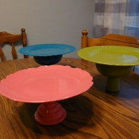 Pin Worthy Tuesday: DIY Goodwill Cake Stands