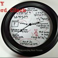 DIY Nerd Clock