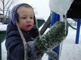 snow o