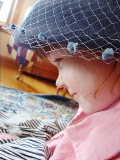 Norah hat