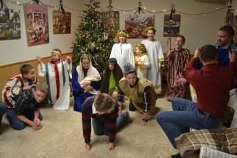 The Christmas Play