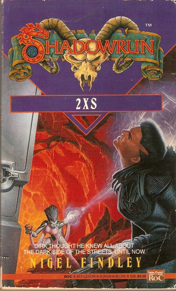 Book Review: Shadowrun 2XS