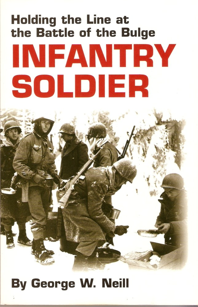 Book Review: Infantry Soldier