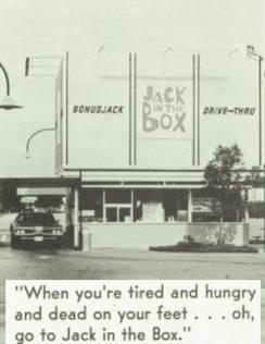 Jack In The Box, 1972.