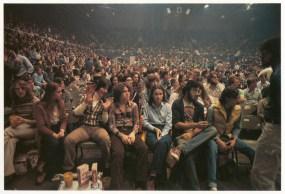 Madison Square Garden, 1971.