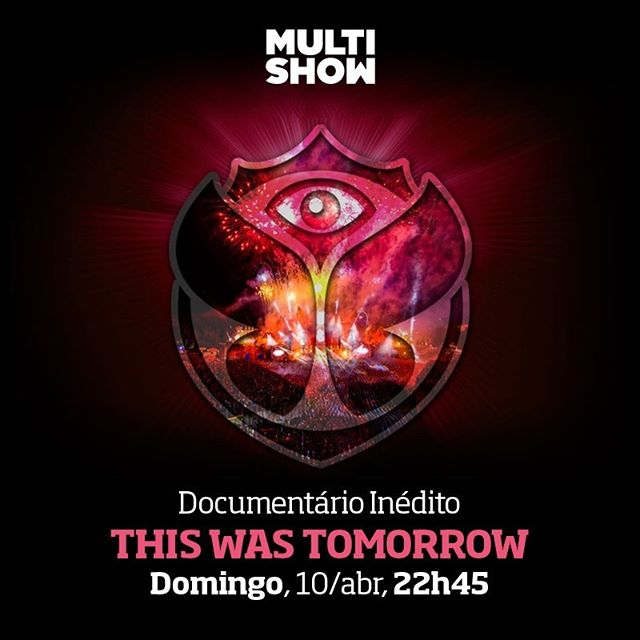 "Multishow exibirá o documentário ""This Was Tomorrow"""