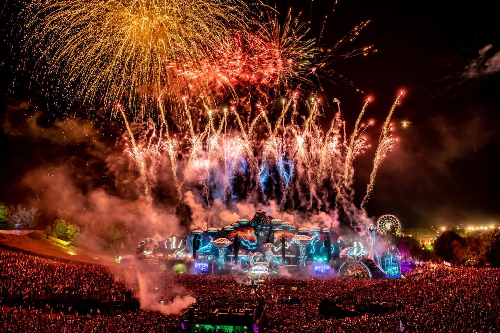 Festival Tomorrowland Bélgica 2018