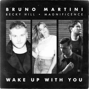 Bruno Martini - SingleCover-WakeUpWithYo