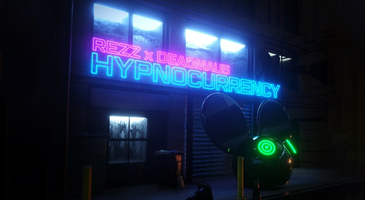 Rezz x deadmau5 - Hypnocurrency (Divulgação/Facebook/Rezz)
