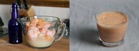 Cantaloup Soup