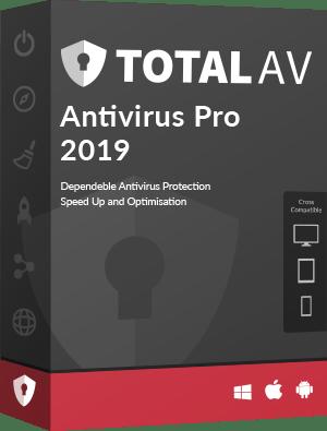 Total AV Antivirus 2019 Crack