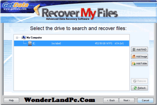Recover My Files 6.3.2 Crack Plus License key Free Download