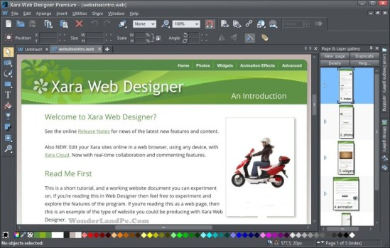 Xara Web Designer Premium 16 Serial Number