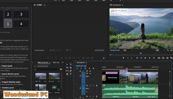 Adobe Premiere Pro Free Download
