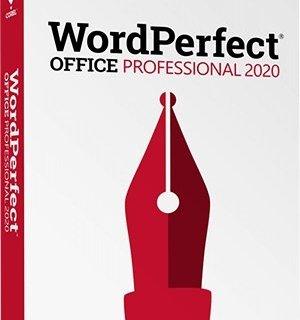 Corel WordPerfect Office Professional