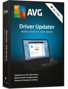 AVG Driver Updater Crack Free Download