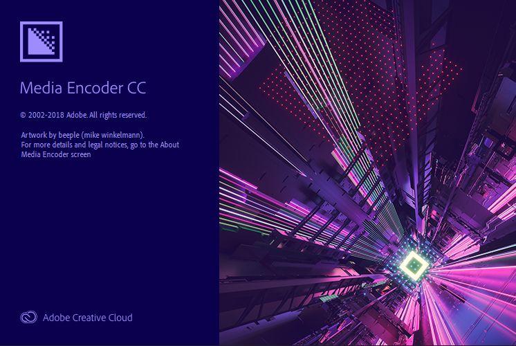 Adobe Media Encoder Crack 2021 macOS